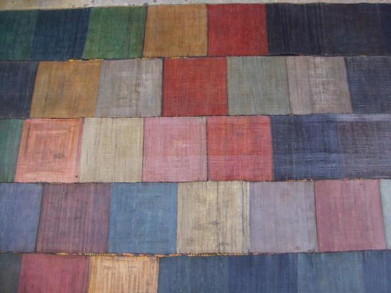 Dallages pastels